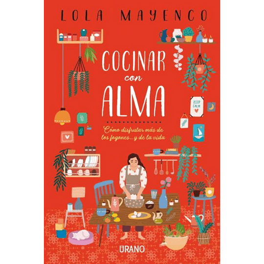 Cocina con Alma