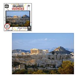 Puzzle Ciudades 1000 Pcs Atenas