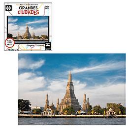 Puzzle Ciudades 1000 Pcs Bangkok