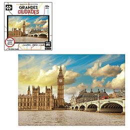 Puzzle Ciudades 1000 Pcs Londres