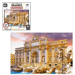 Puzzle Ciudades 1000 Pcs Roma