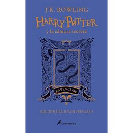 Harry Potter Y La Camara Secreta Ravenclaw Td
