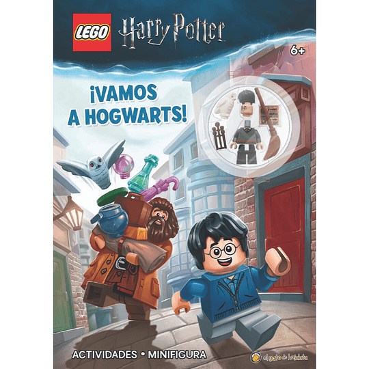 Harry Potter Lego ¡Vamos A Hogwarts!