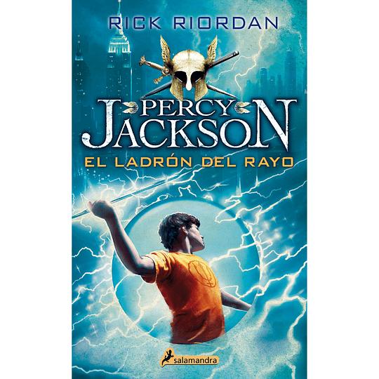 Percy Jackson 1. El Ladron Del Rayo