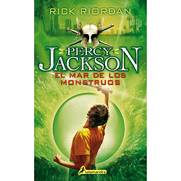 Percy Jackson 2. El Mar De Los Monstruos