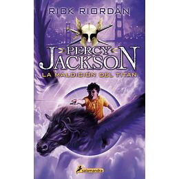 Percy Jackson 3. La Maldicion Del Titan
