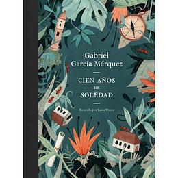 Cien Años De Soledad. Edicion Tapa Dura Ilustrada