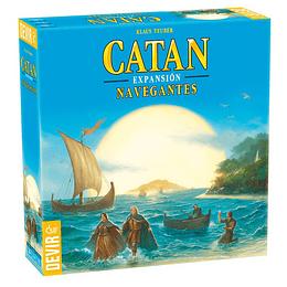 Catan Expansion Navegantes