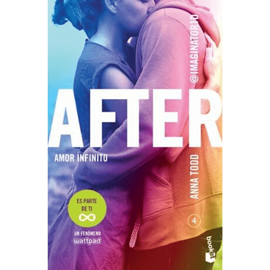 After #4, Amor Infinito