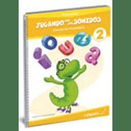 Jugando Con Los Sonidos Nº2 Caligrafix (2018) Js2