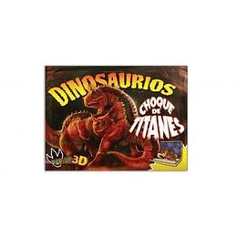 Dinosaurios Choque De Titanes