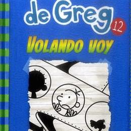 Diario De Greg 12 (Td), Voy Volando