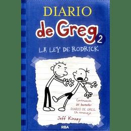 Diario De Greg 2, La Ley De Rodrick
