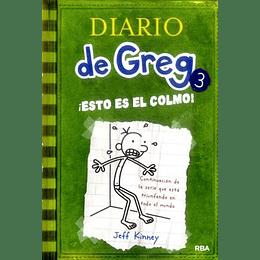 Diario De Greg 3, Esto Es El Colmo