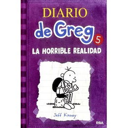 Diario De Greg 5, La Horrible Realidad