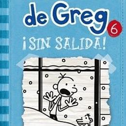 Diario De Greg 6, ¡Sin Salida!