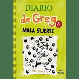 Diario De Greg 8, Mala Suerte