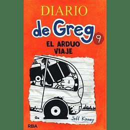Diario De Greg 9, El Arduo Viaje