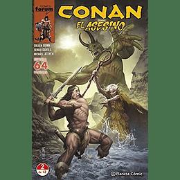Conan El Asesino N°2/12