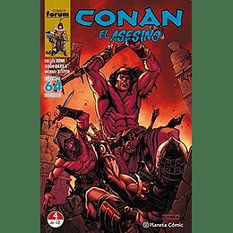 Conan El Asesino N°4/12