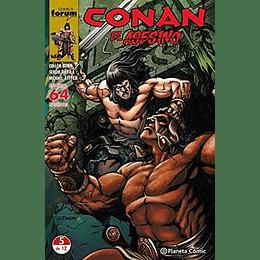 Conan El Asesino N°5/12