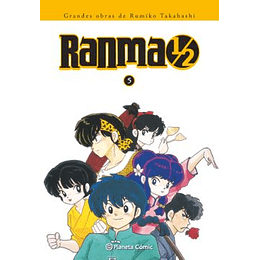 Ranma 1/2 Volumen 5