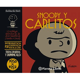 Snoopy Y Carlitos 1950 A 1952 ( 01/25 )