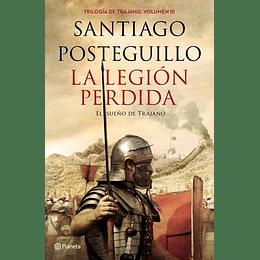Trilogia Trajano 3 La Legion Perdida