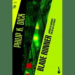 Blade Runner Sueñan Los Androides Con Ovejas Electricas