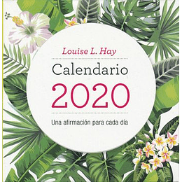 Calendario 2020, Una Afirmacion Para Cada Dia