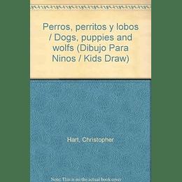 Dibujo Para Niños Perros Perritos Y Lobos