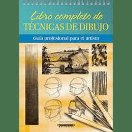 Libro Completo De Tecnicas De Dibujo. Guia Profesional Para El Artista