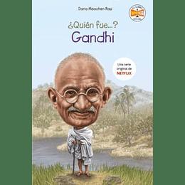 ¿Quien Fue Gandhi?
