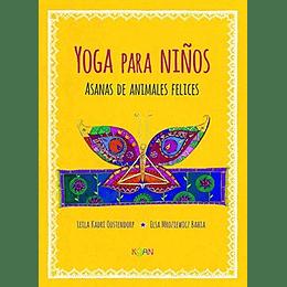 Yoga Para Niños Asanas De Animales Felices