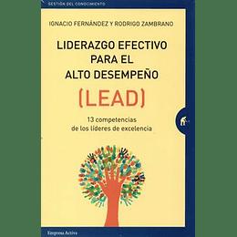 Liderazgo Efectivo Para El Desempeño (Lead)