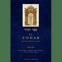 El Zohar Vol 26 Td
