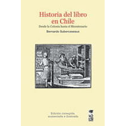 Historia Del Libro En Chile