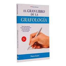 El Gran Libro De La Grafologia