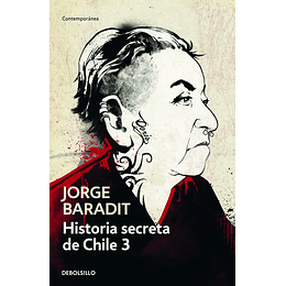 Historia Secreta De Chile 3 (Db)