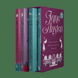 Estuche Jane Austen