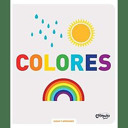 Jugar Y Aprender Colores