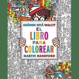 Donde Esta Wally El Libro Para Colorear