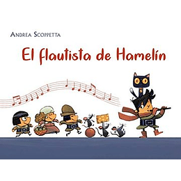 El Flautista De Hamelin Td