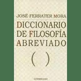 Diccionario De Filosofia Abreviado