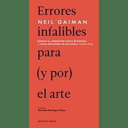 Errores Infalibles Para Y Por El Arte