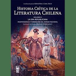 Historia Critica De La Literatura Chilena Ii