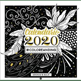 Calendario 2020 Coloreanding
