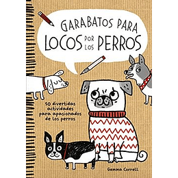 Garabatos Para Locos Por Los Perros