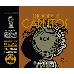 Snoopy Y Carlitos 1955 A 1956  ( 03/25 )