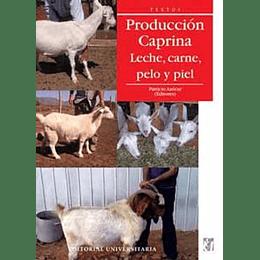 Produccion Caprina Leche Carne Pelo Y Piel